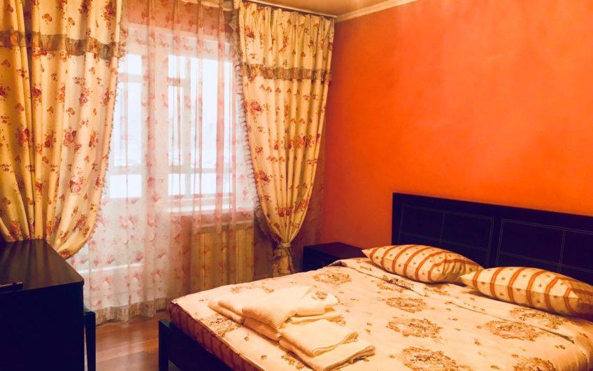 двухкомнатная квартира на Алексеева 22